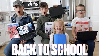 BACK TO SCHOOL HAUL HOMESCHOOL EDITION | HOMESCHOOLING SUPPLIES FOR FIRST DAY OF SCHOOL | NEW LAPTOP