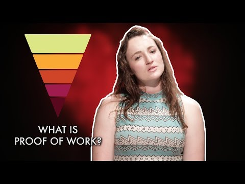 What is Proof of Work?