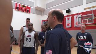 All-Access: USA Basketball AmeriCup Team Training Camp thumbnail