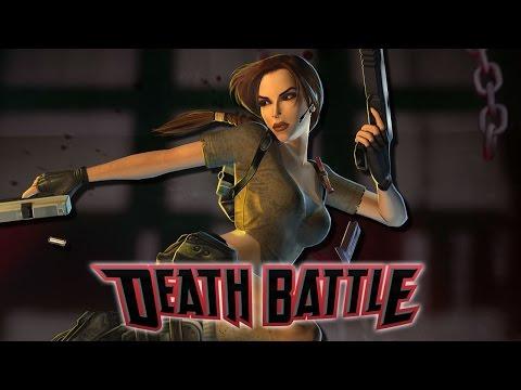 Lara Croft Raids DEATH BATTLE!