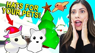 new-hats-for-pets-and-all-the-new-christmas-pets-roblox-adopt-me-update-and-leaks