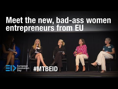 EID 2015 | Meet the new, bad-ass women entrepreneurs from EU