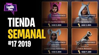 #17 WEEKLY STORE: BOLONCIO, PENNY CONEJITA, AJO DE AJO FORTNITE SAVE THE WORLD PATCH 8.50