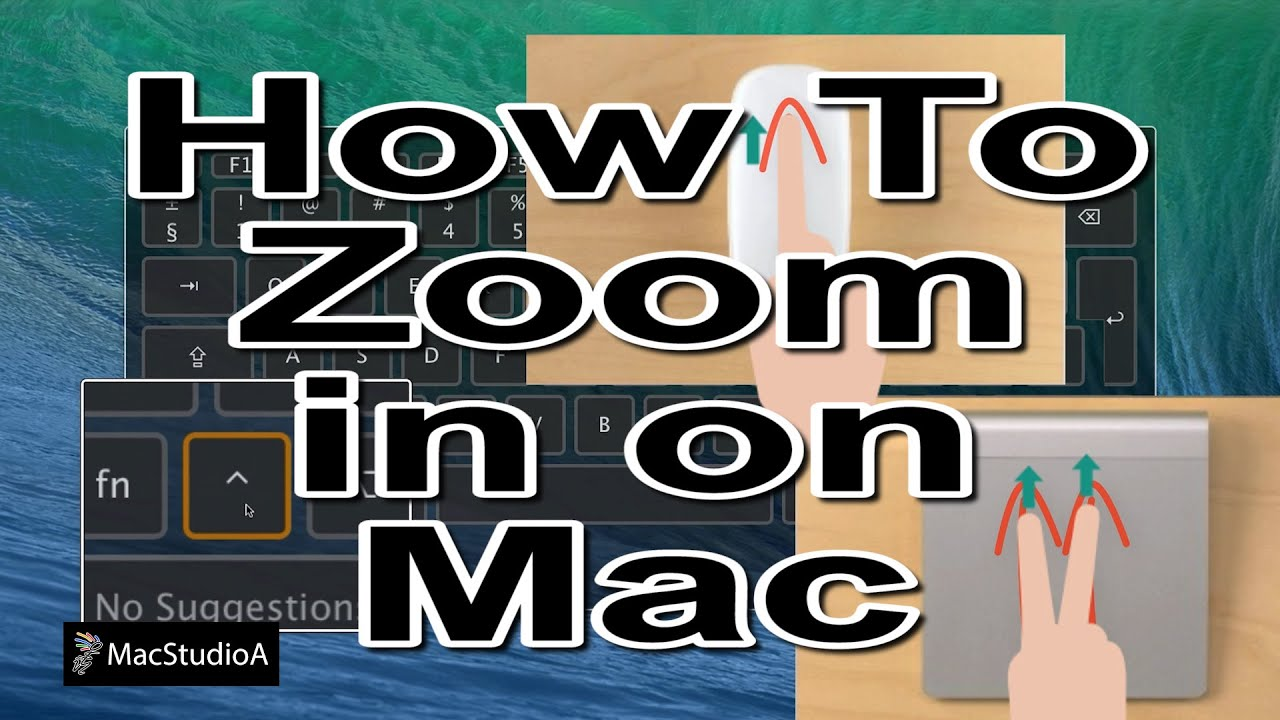 How to use zoom on a mac youtube how to use zoom on a mac ccuart Images