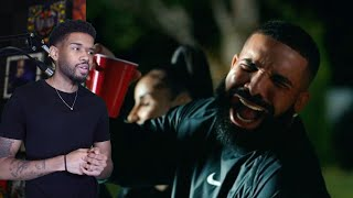 Drake - LAUGH NOW CRY LATER ft Lil Durk REACTION/REVIEW