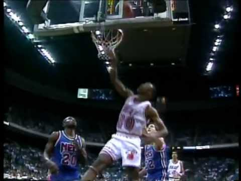 Derrick Coleman & Steve Smith: NBA Superstars 3 HD
