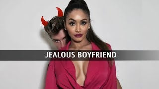 Sexy Girl & Jealous Boyfriend! LOL