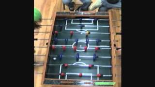 Foosball Championship Game