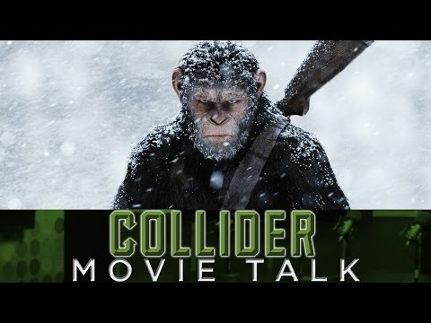 New War For The Planet Of The Apes Trailer - Collider Movie Talk