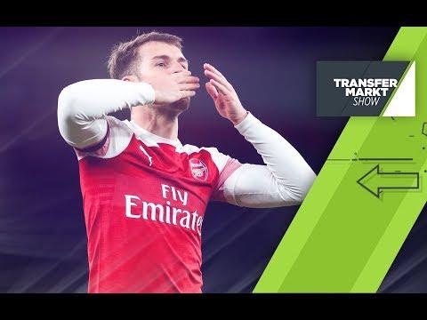 Doch nicht Bayern! Ramsey-Wechsel wohl fix | SPORT1 - TRANSFERMARKT-SHOW