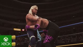 WWE 2K18 Enduring Icons Pack Trailer