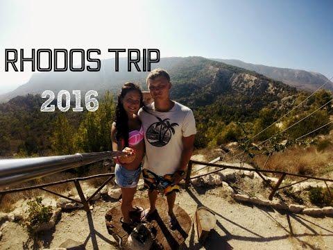 GoPro HERO 3+   AMAZING RHODOS TRIP   Travel   2016