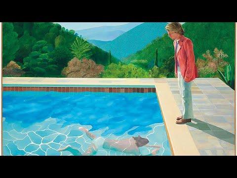 لوحة -حمام السباحة- لهوكني تحطم الرقم القياسي للمبيعات بأكثر من 90 مليون دولار…  - 15:54-2018 / 11 / 16