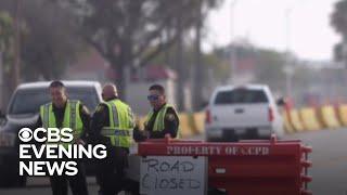 FBI calls shooting at Texas Navy base an act of terror