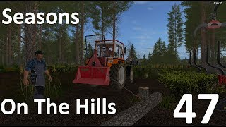 Landwirtschafts-Simulator 17 - Taifun Seilwinde - On The Hills Seasons #47