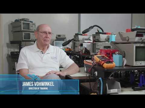 James Vohwinkel  - CNC Technical Solutions Director Of Training