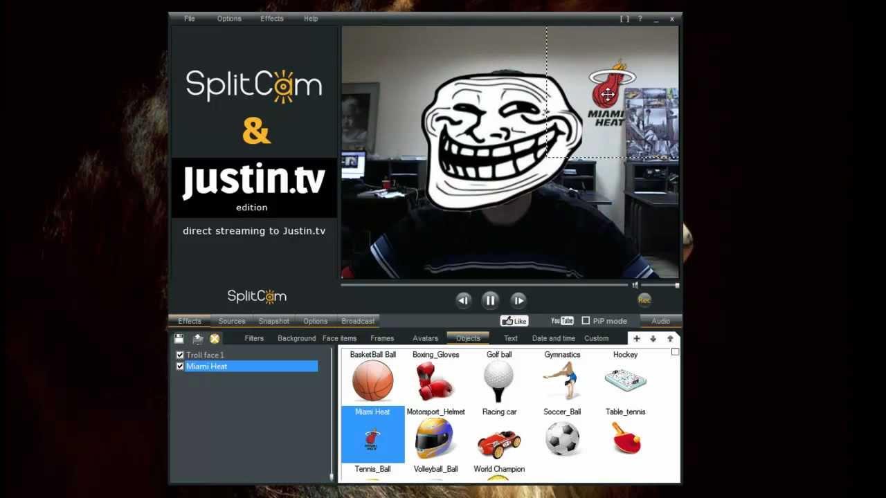 splitcam pc