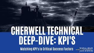 Cherwell Technical Deep-Dive: KPIs