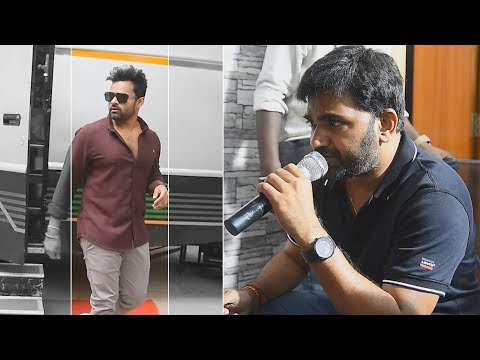 Making Video Of Prathi Roju Pandaga Movie | Sai Dharam Tej | Maruthi | Rashi Khanna | Daily Culture