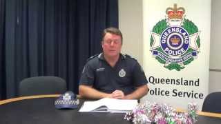 A Christmas message from Sunshine Coast Police