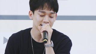 [190831 서울버스킹] CHEN - 널 안지 않을 수 있어야지(feat.EXO-L)