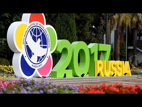 LIVE: World Festival of Youth & Students kicks off in Sochi