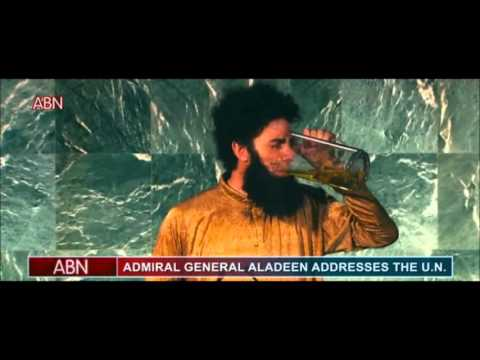 The Dictator Discours du faux Aladeen VF