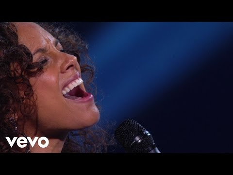 Alicia Keys  Try Sleeping With A Broken Heart Piano & I: AOL Sessions +1