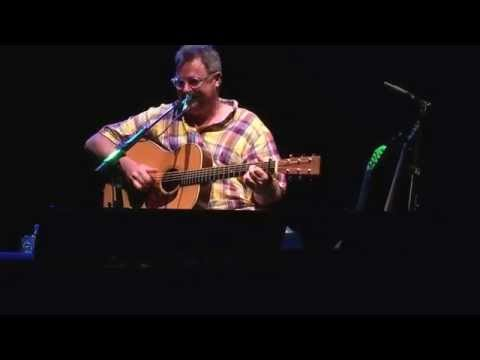 Vince Gill sings How Do I Kiss The Lips At Night That Chewed My Ass Out All Day Long