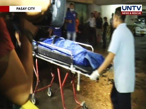4 patay, 5 sugatan sa pag-aamok ng isang lalaki sa isang condominium sa Pasay City