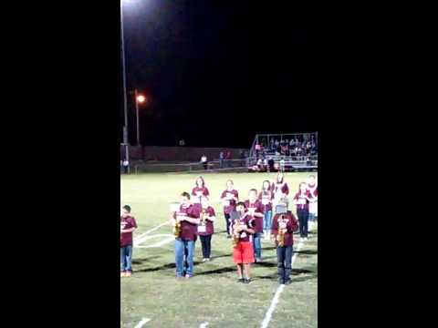 Huntsville junior high school Band,Crazy Train