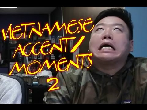 JustKiddingNews Vietnamese Accent/Moments 2