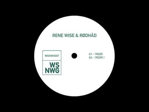RENE WISE & RØDHÅD - 190205 - WSNWG007