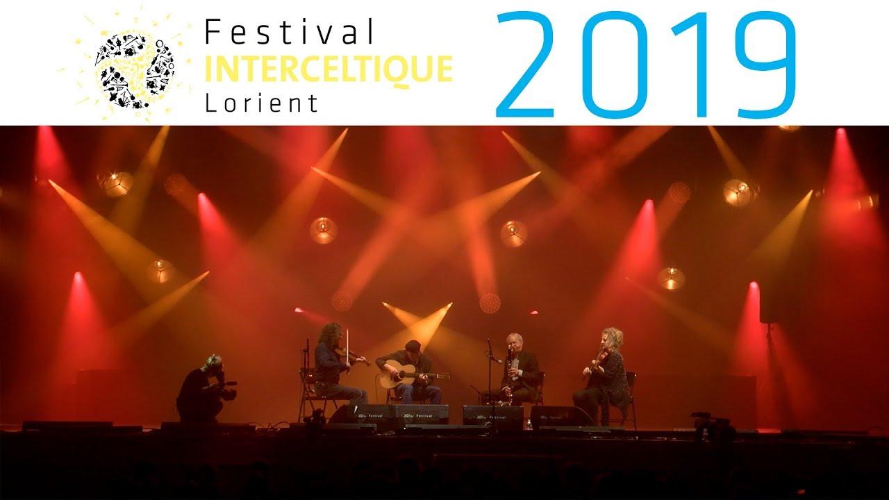 Martin Hayes Quartet - Milladoiro- Festival Interceltique de Lorient 2019