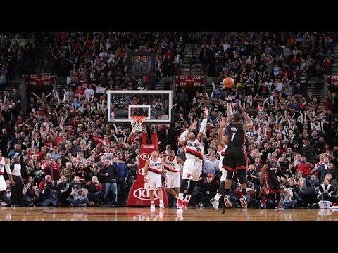 Top 10 Miami Heat Plays of the 2013-2014 Season