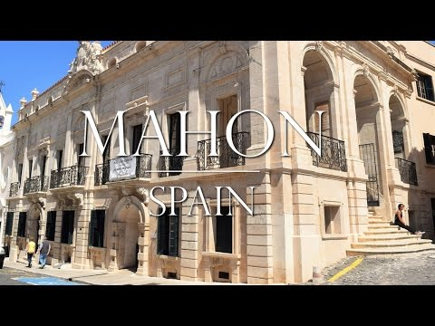 Mahon Spain: Port and a Day in the City