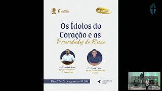 #130 - Culto Online | Rev. Robson Ramalho