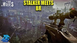 STALKER inspired Battle Royale FIRST DUO WIN - Fear The Wolves Gameplay Early Access