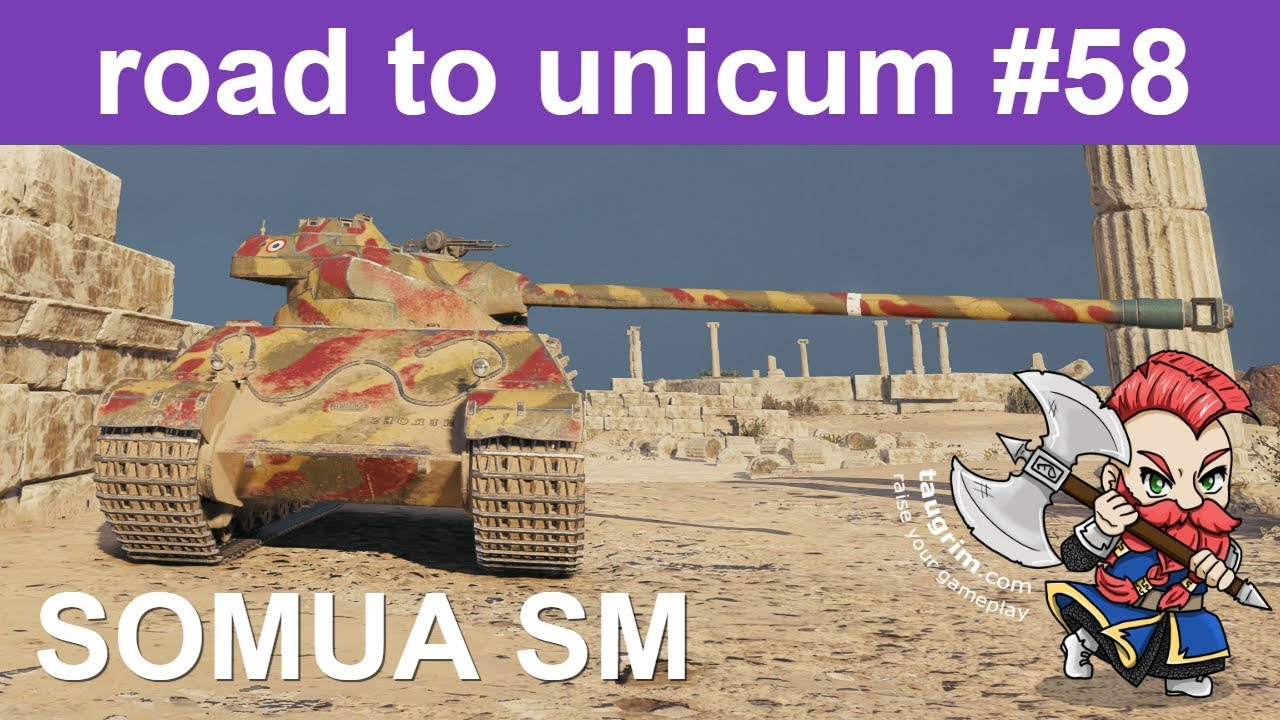 "Road to Unicum"" Tank Guides & Reviews for World of Tanks"