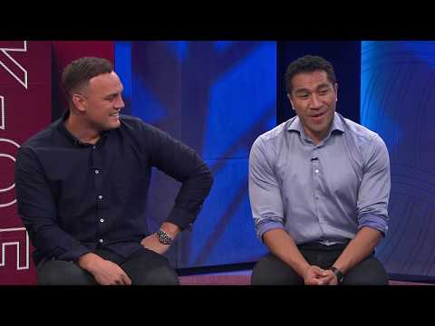 Kick Off: All Blacks Vs Tonga Preview