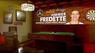 Jimmer Fredette Talks Playing in China, Return to NBA w/Dan Patrick | Full Interview | 10/11/18