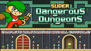 Super Dangerous Dungeons - Adventure Islands