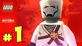 LEGO Ninjago WU-CRU Walkthrough Part 1 - Wu`s Tea Farm & Forest Wilderness / BRICKie