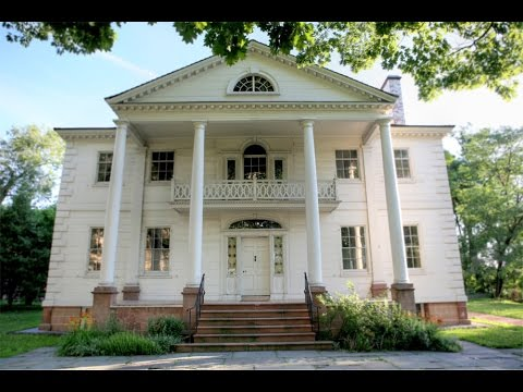 Real Haunted Houses :Morris-Jumel Mansion, New York City, New York