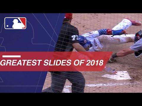 Best MLB slides