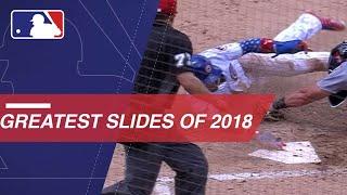 Best MLB slides of 2018