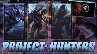 PROJECT: HUNTERS   League of Legends Crafting and Unboxing