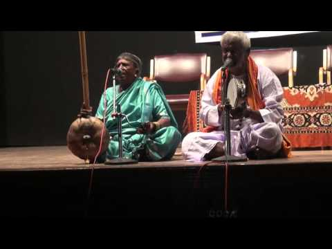 Kannada Folk Song Tamburi Javarayya and wife Part1