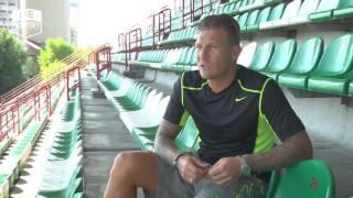 Андрей Воронин [футбол] о жизни без футбола
