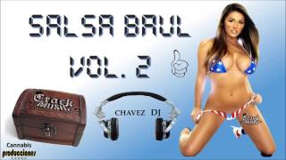 Salsa Baul Vol.2 Dj Chavez Ft Crack Music Discplay